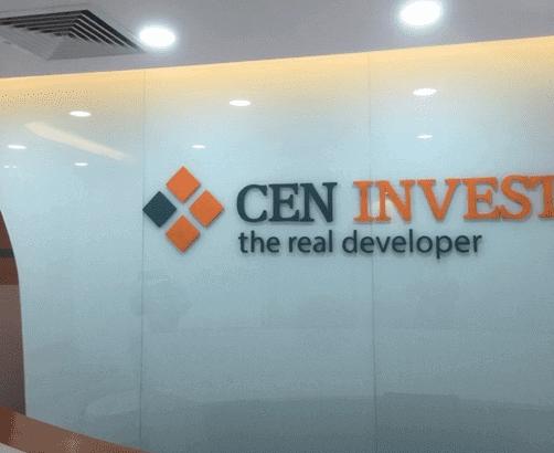 Văn phòng Công ty CP đầu tư & phát triển BĐS Thế kỷ – Cen Invest