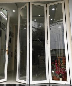 Cửa nhôm Xingfa hệ 63 xếp trượt: xem cấu tạo & mẫu cửa đẹp 2021