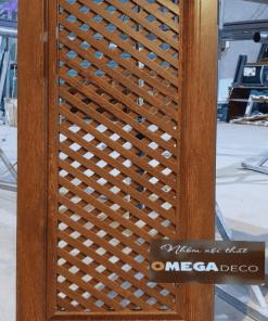 Nhôm Omega giống gỗ thật đến hơn 90%