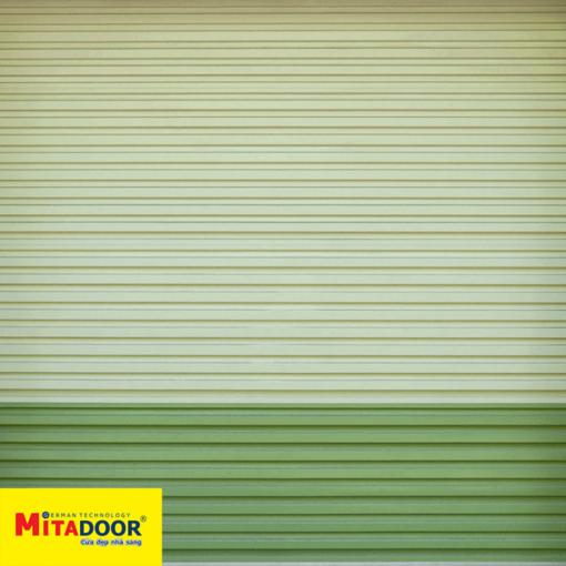 Cửa cuốn tấm liền Mitadoor.