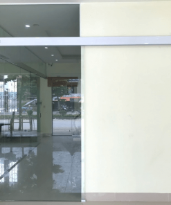 Hình ảnh cửa lùa bán tự động 1 cánh