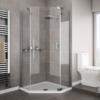 Báo giá bồn tắm đứng, cabin tắm đứng vách kính giá rẻ cao cấp