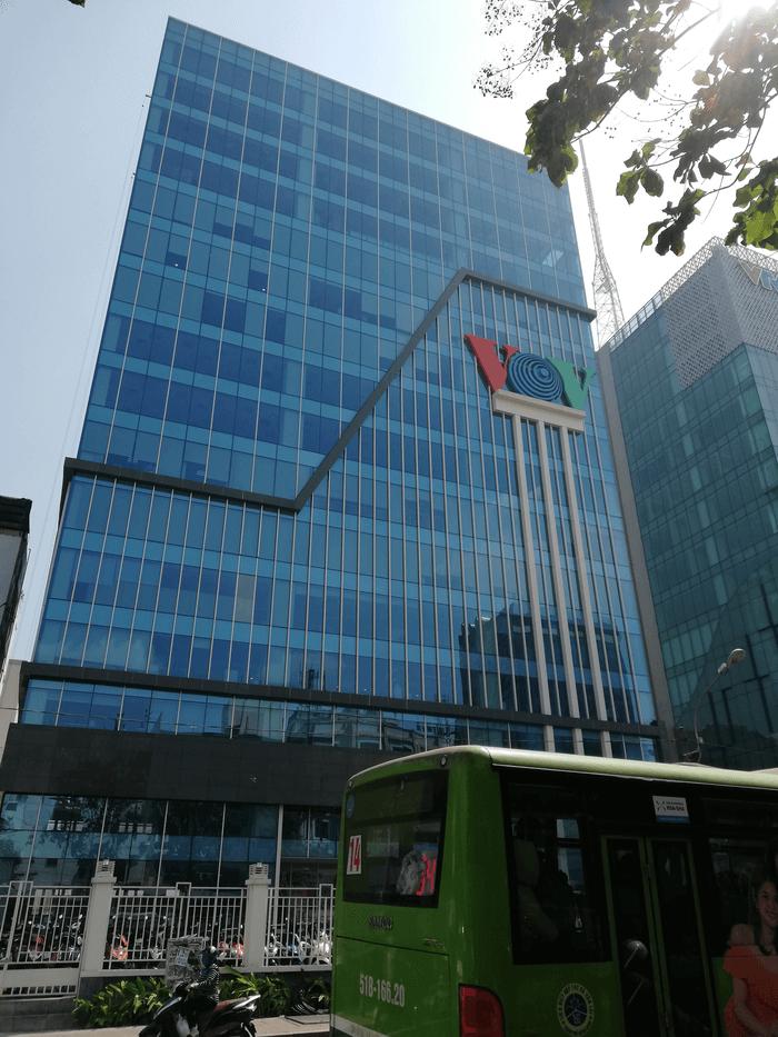 Công trình VOV Building số 7A Nguyễn Thị Minh Khai