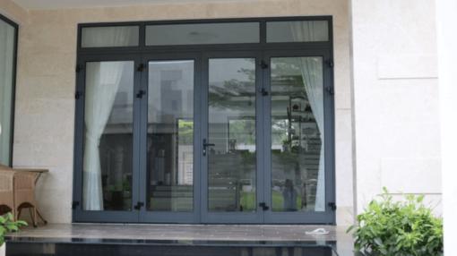 Báo giá cửa nhôm Austdoor, nhôm hệ 55 Xingfa Austdoor giá rẻ 2021