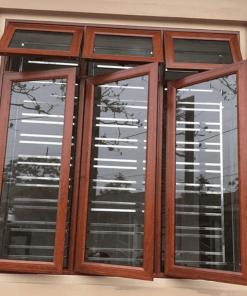 Top 45+ mẫu cửa sổ mở quay nhôm Xingfa nhập khẩu hệ 55 đẹp 2021