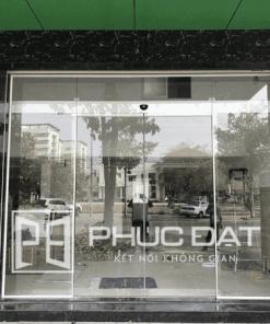 Báo giá cửa kính tự động, cửa tự động Nhật, Hàn, Ý, Đức giá tốt 2021
