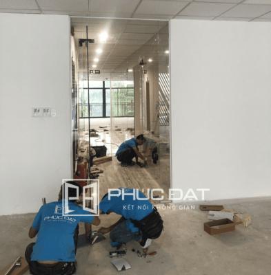 Dịch vụ sửa cửa nhôm kính, lắp đặt & sửa cửa kính tại Hà Nội giá rẻ