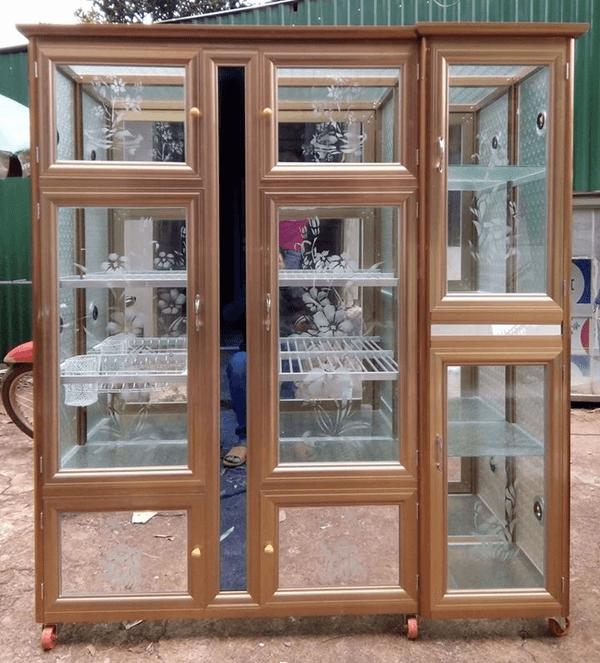 Mẫu tủ thiết kế theo yêu cầu khách hàng.