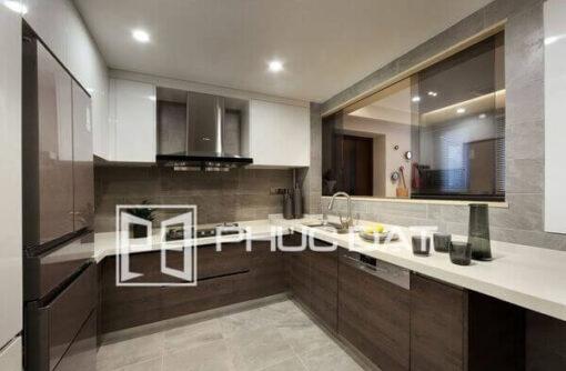 39+ Mẫu tủ bếp đẹp cho nhà chung cư & báo giá tủ bếp chung cư giá rẻ