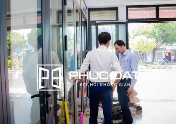 #1 Địa chỉ cửa hàng nhôm kính Quận Phú Nhuận uy tín, giá tốt nhất