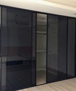 39+ Mẫu tủ quần áo cửa lùa, cửa trượt hiện đại & thông minh 2021