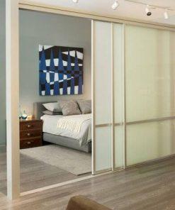 Báo giá 19+ mẫu vách ngăn nhôm kính cho phòng ngủ đẹp nhất 2021
