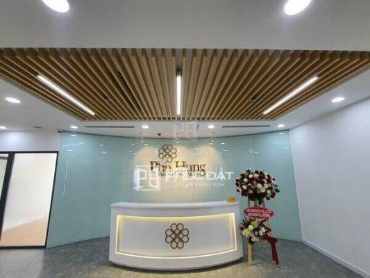 Công trình trần lam nhôm đường Lê Trọng Tấn, Sơn Kỳ, Tân Phú, TPHCM