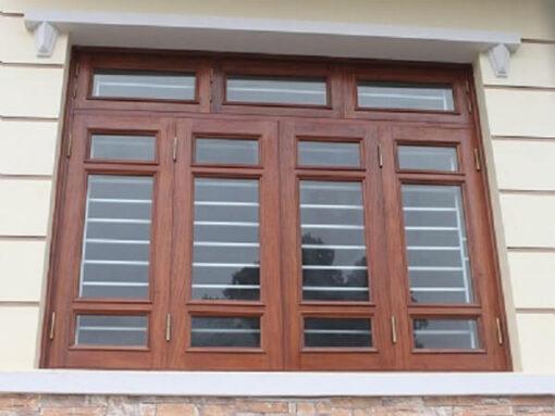 Cửa Sổ Gỗ Kính: xem những mẫu cửa đẹp, cấu tạo và ưu nhược điểm
