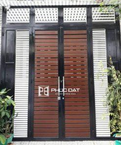 9+ Mẫu cửa sắt chống trộm hiệu quả đảm bảo an toàn tối đa