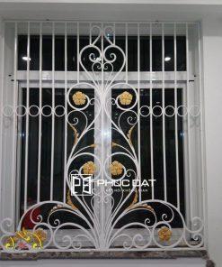 Top 45+ mẫu cửa sổ hoa sắt mỹ thuật, cửa sổ sắt nghệ thuật đẹp 2021
