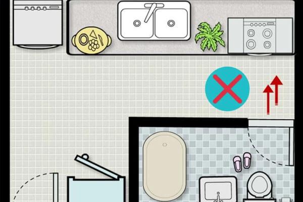 Phong thủy nhà bếp theo tuổi & Vị trí đặt bếp trong nhà hút tài lộc nhất