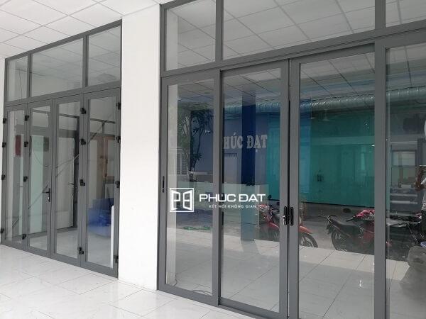 Cửa nhôm Xingfa với chất lượng và độ bền cao, được nhiều khách hàng biết đến.